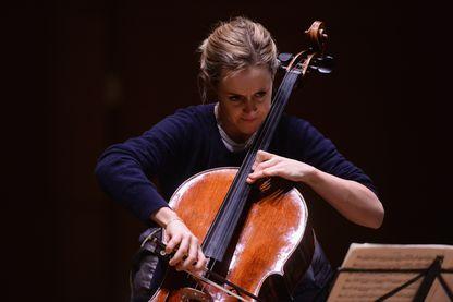 La violoncelliste Sol Gabetta