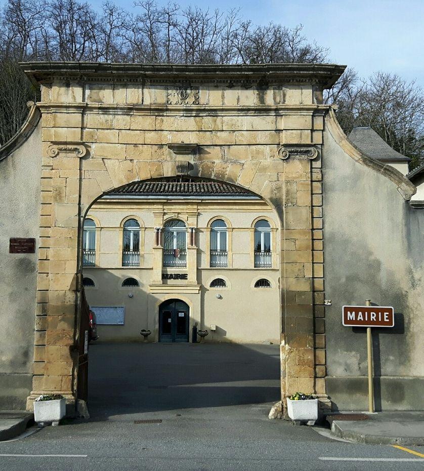 Mairie de Saint-Martory