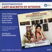 Lady Macbeth de Mtsensk : Slava suprugam (Acte III Sc 8) Choeur le pope et Katerina - JOHN MAC CARTHY