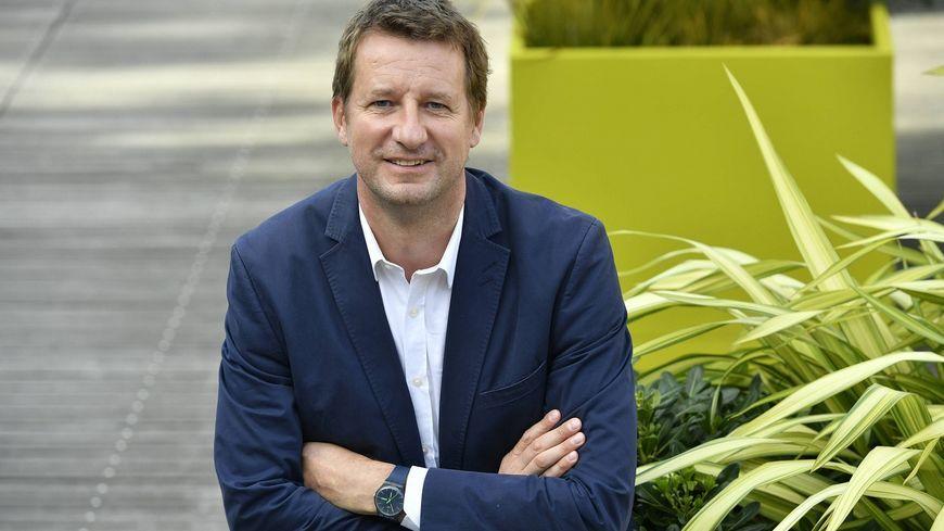 Yannick Jadot, candidat EELV à l'élection présidentielle.
