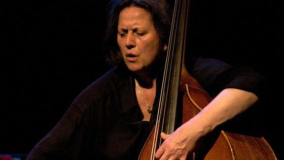 Joeëlle Léandre (Molde International Jazz Festival )