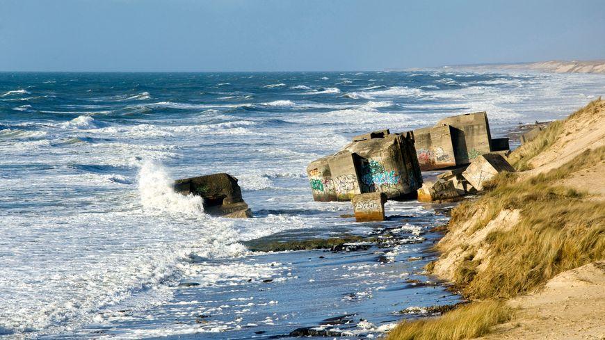De fortes rafales de vent sont attendues sur le littoral, jusqu'à 160 km/h en Nord Médoc