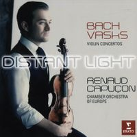 Distant light : Cantabile - concerto pour violon et orchestre