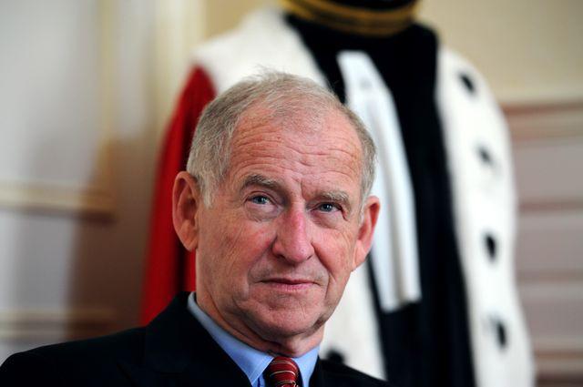Eric de Montgolfier, ancien procureur de Nice