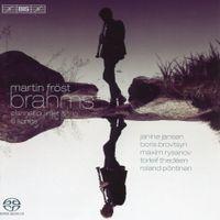 Quintette en si min op 115 : Andantino - Presto non assai ma con sentimento - version pour clarinette et quatuor à cordes - Martin Frost