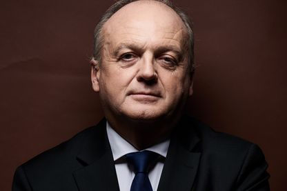 Philippe Yvin, président du directoire de la Société du Grand Paris.