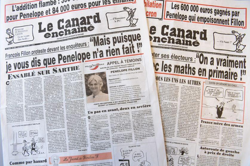 Les révélations du Canard enchaîné au coeur de l'affaire Fillon