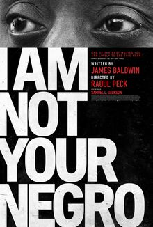 I am not your negro, Raoul Peck