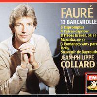 Barcarolle pour piano n°2 en Sol Maj op 41