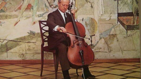 Pierre Fournier, violoncelliste (1/4)