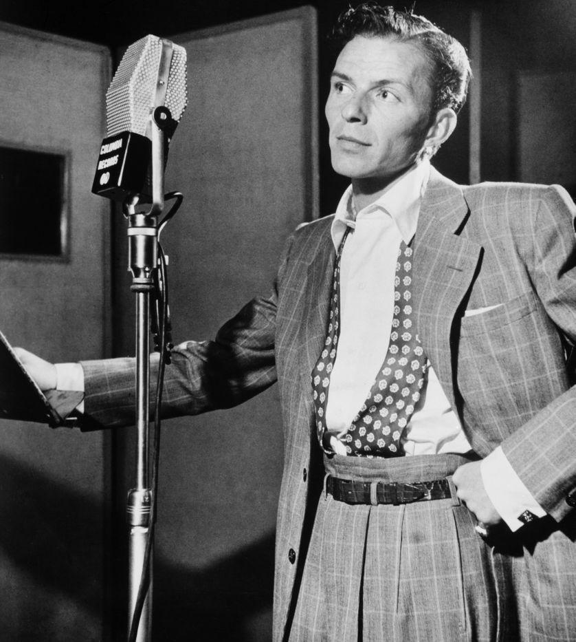 Frank Sinatra en 1947