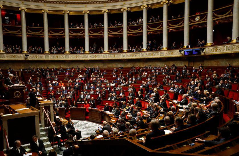 L'Assemblée nationale, décembre 2016