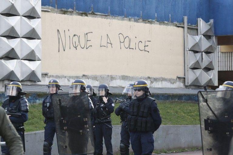 A Aulnay-sous-Bois, le 6 février 2017