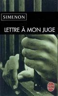 """couverture de """"Lettre à mon juge"""""""