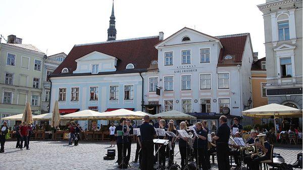 Education musicale en Estonie : « Un instrument pour chaque enfant » donne le la
