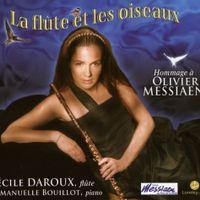 Miroirs : Oiseaux tristes - arrangement pour flûte traversière et piano
