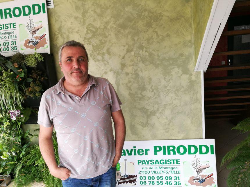Xavier Piroddi le président du club de Selongey se souvient de ces jeunes Parisiens