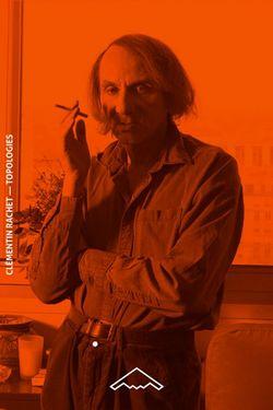 Couverture de Topologie - auteur : Clémentin Rachet - éditions B2