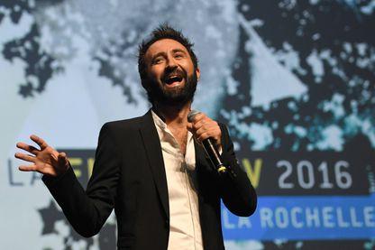 Mathieu Madénian au festival de la Rochelle - 17 septembre 2016