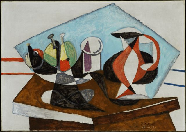 Pablo Picasso Nature morte à la cruche