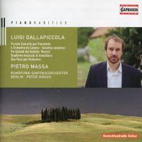 Sonatina canonica en Mi bémol Maj su Capricci di Niccolo Paganini : Allegretto comodo / pour piano - Massa Pietro