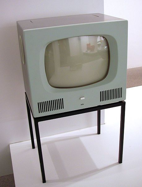 Téléviseur HF1 de 1958