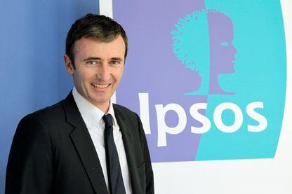 Le directeur de l'institut IPSOS en 2011