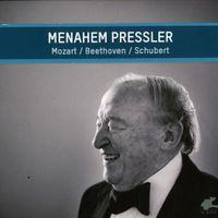 Sonate n°18 en Sol Maj op 78 D 894 (Fantaisie) : Menuetto - Menahem Pressler