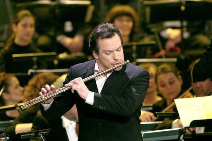 Emmanuel Pahud en concert à Muncih, 5 avril 2008