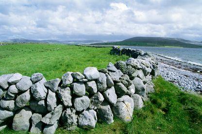 L'Irlande, à nouveau frontière