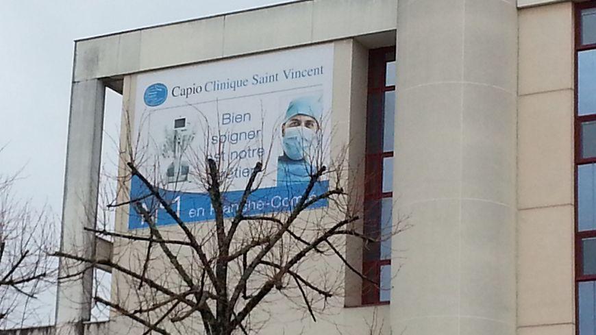 Deux patients sont décédés à la clinique Saint-Vincent de Besançon, l'un en 2008, l'autre en 2016