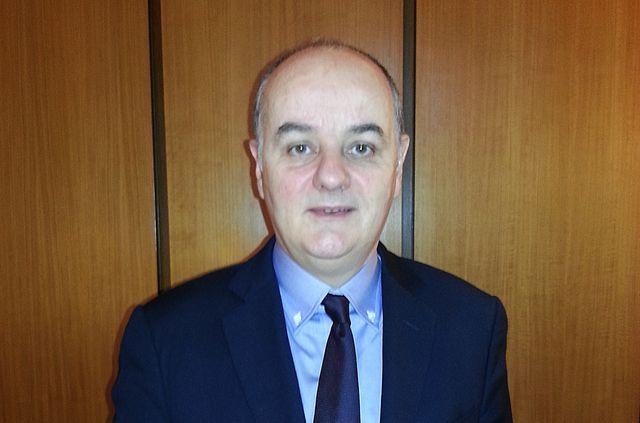 Vincent Capo-Canellas, maire du Bourget