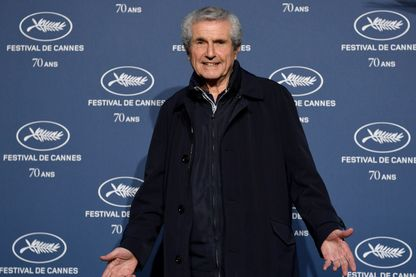 Claude Lelouch, 20 septembre 2016 à Paris