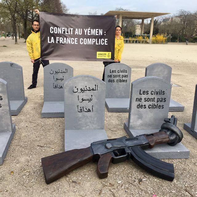 action des ONG au Champs-de-mars