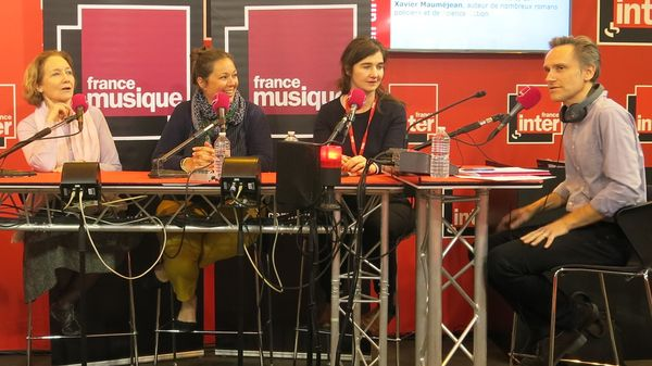 Éditrices !... Sophie Debouverie éd.Fayard, Anne-Sylvie Bameule éd.Actes Sud, Gaëlle Belot éd.Musique-Buchet-Chastel