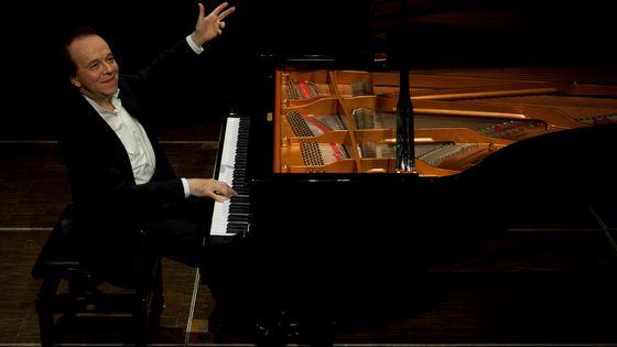 Cyprien Katsaris, pianiste