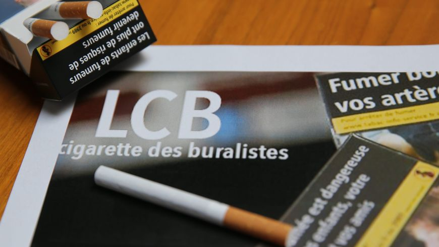 La Cigarette des Buralistes (illustration)