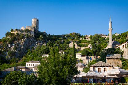 Village de Bosnie Herzégovine