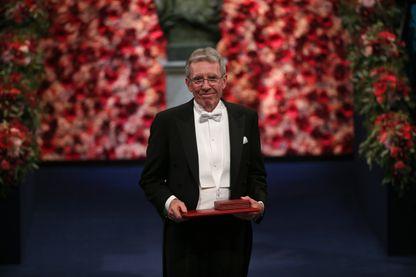 Jean-Pierre Sauvage, Prix Nobel de Chimie 2016