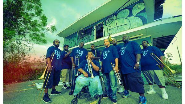 L'actualité du jazz : Hot 8 Brass Band, New Orleans et après