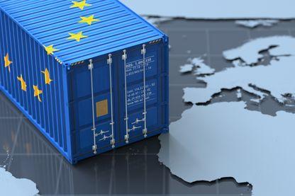 Commerce extérieur en Allemagne