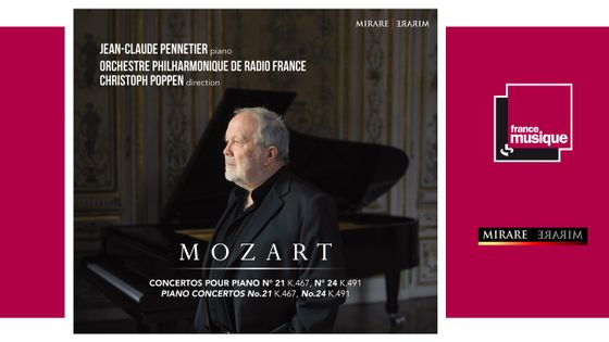 Jean-Claude Pennetier - Philharmonique de Radio France - Christoph Poppen : Mozart