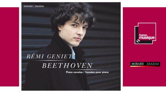 Rémi Geniet - Beethoven