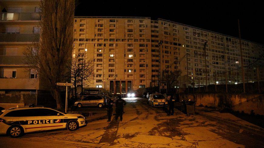 La fusillade a eu lieu dans la Cité des Lauriers, impasse de Marathon, dans le 13e arrondissement de Marseille.
