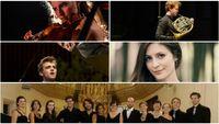 Guilhem Fabre ; l'Ensemble Plurium ; Anna Göckel, Félix Dervaux et Eloïse Bella Kohn