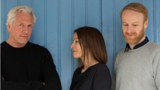 Stephan Oliva,  Susanne Abbuehl, Øyvind Hegg-Lunde