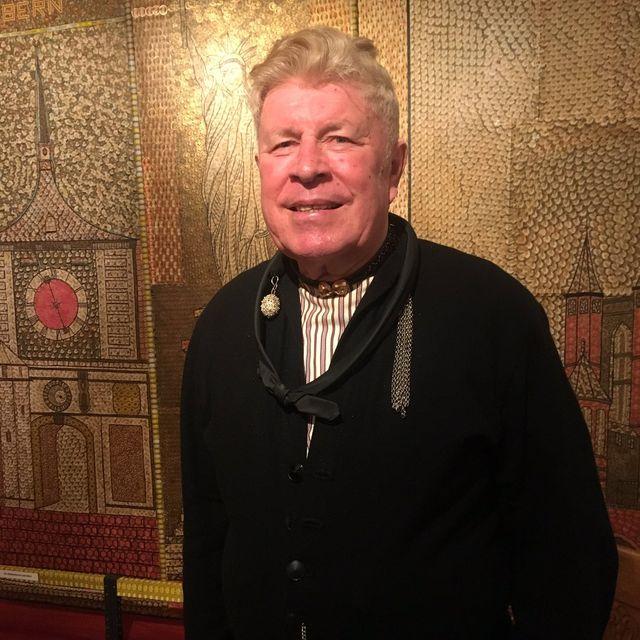 Wim Keiser Directeur du musée de Volendam