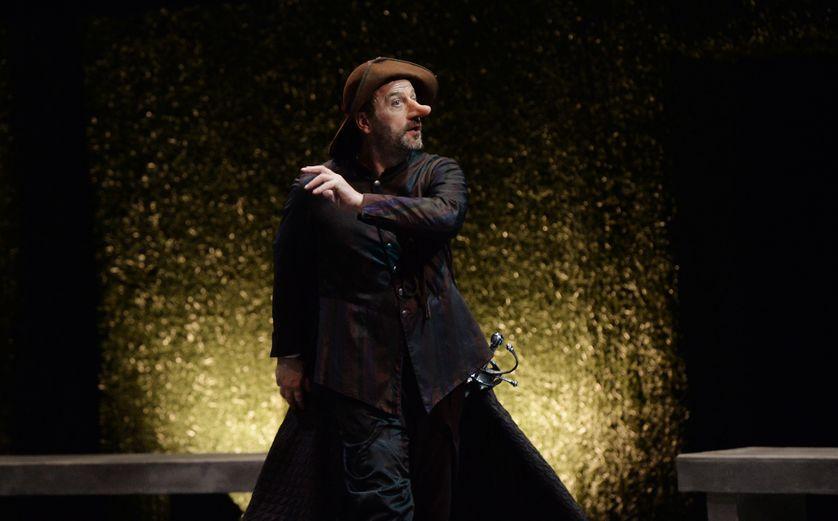 Patrick Pineau dans le rôle de Cyrano