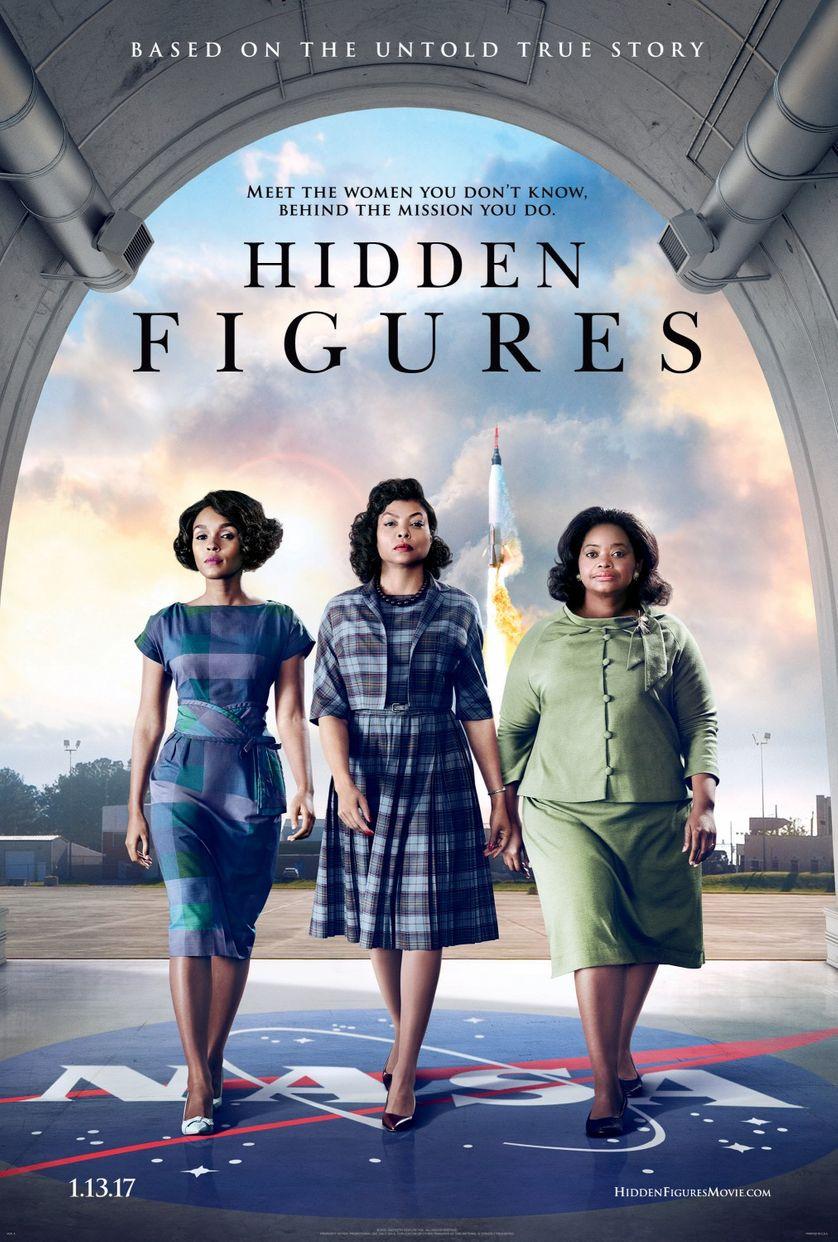 """L'affiche américaine du film """"Les figures de l'ombre"""""""
