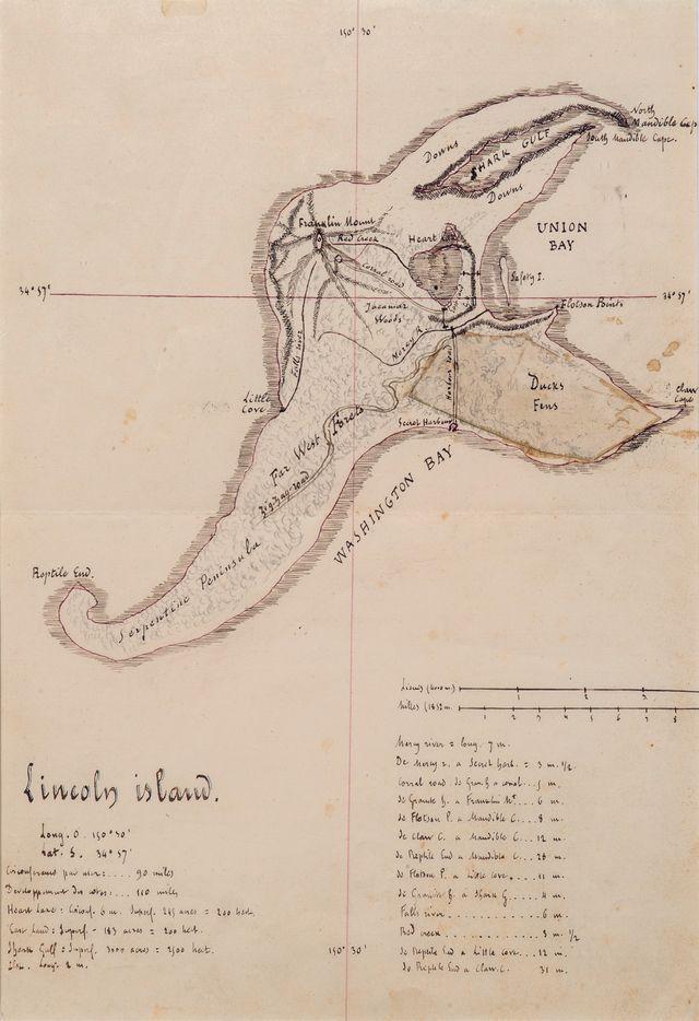 Objet unique, la carte de l'île mystérieuse dessinée par Jules Verne lui-même est proposée 150 000 euros